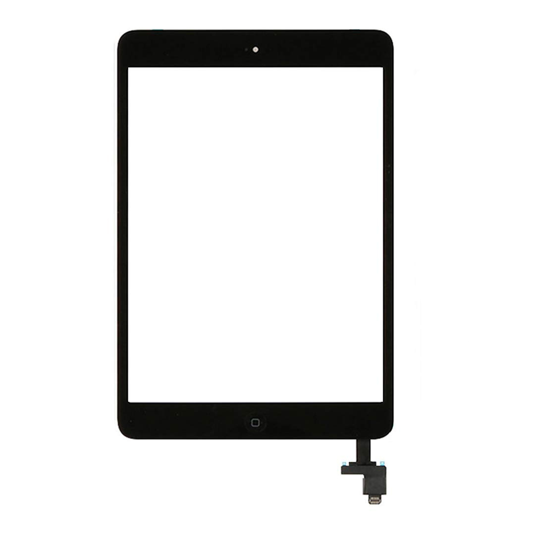 OEM iPad Mini 1, Mini 2 Touch Screen Digitizer with Home button and Glass