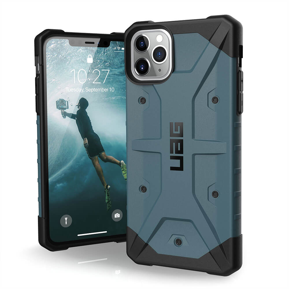 Urban Armor Gear Pathfinder Case for iPhone 11 Pro Max (slate)