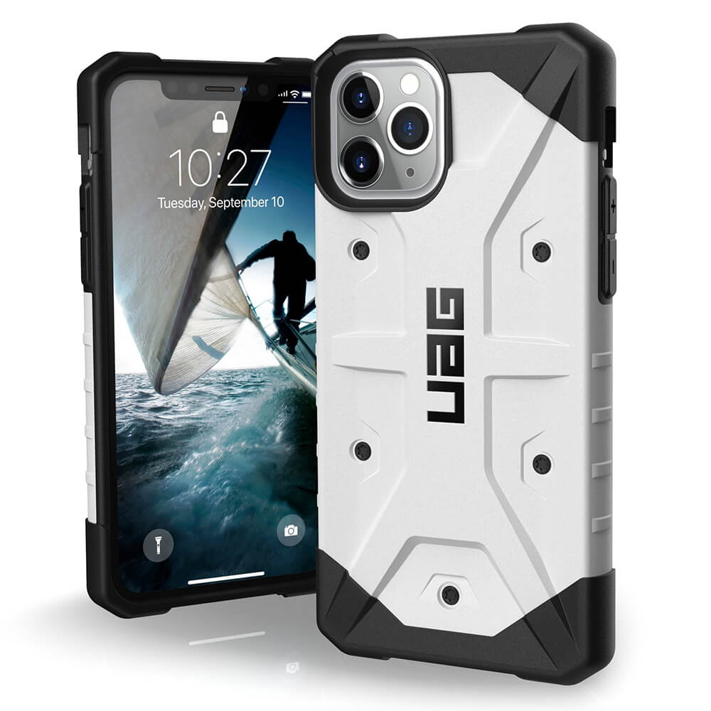 Urban Armor Gear Pathfinder Case for iPhone 11 Pro (white)