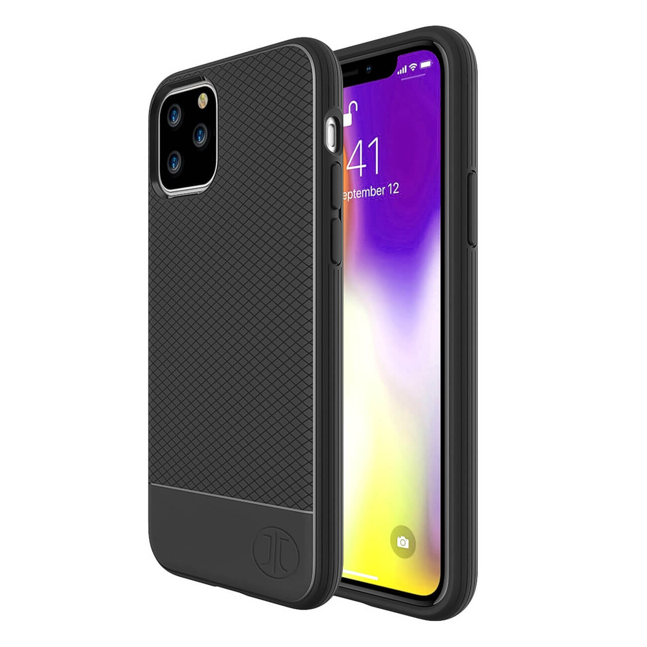JT Berlin BookCase Pankow Soft for iPhone 11 Pro Max (black)