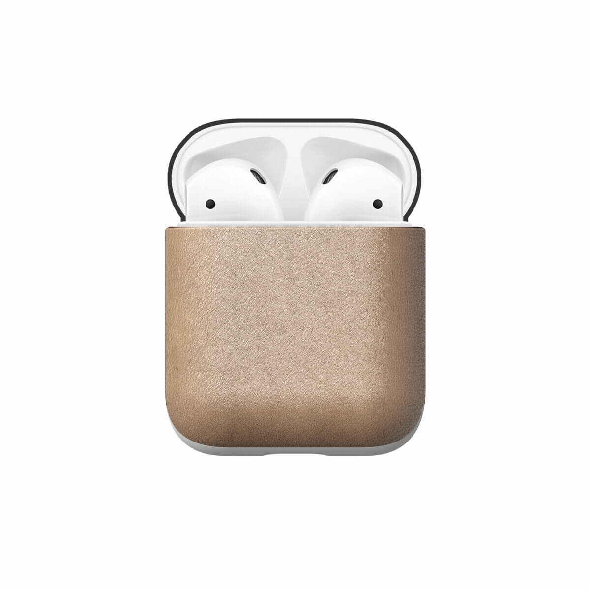 Nomad Leather Case for Apple Airpods (natural leather)