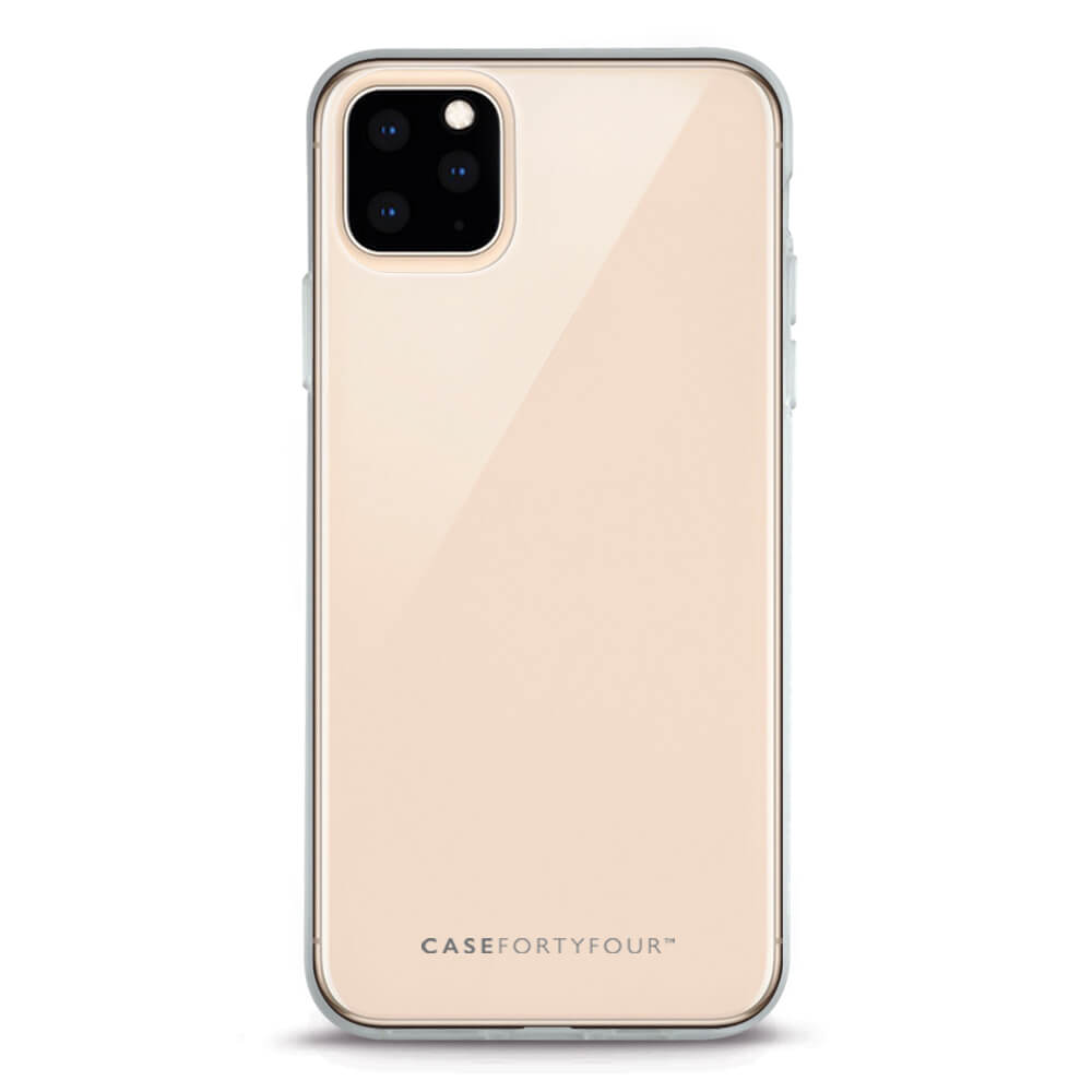 Case FortyFour No.1 Case for iPhone 11 Pro Max (clear)