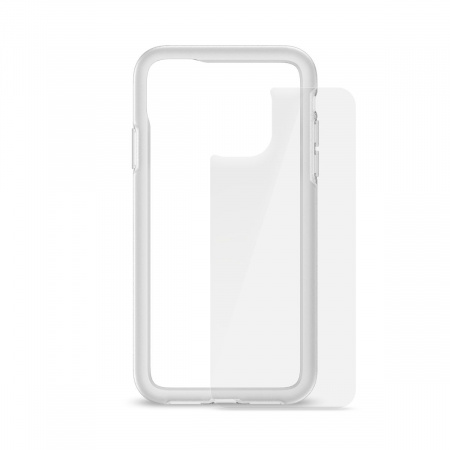 Artwizz Bumper + Second Back for iPhone 11 (clear)