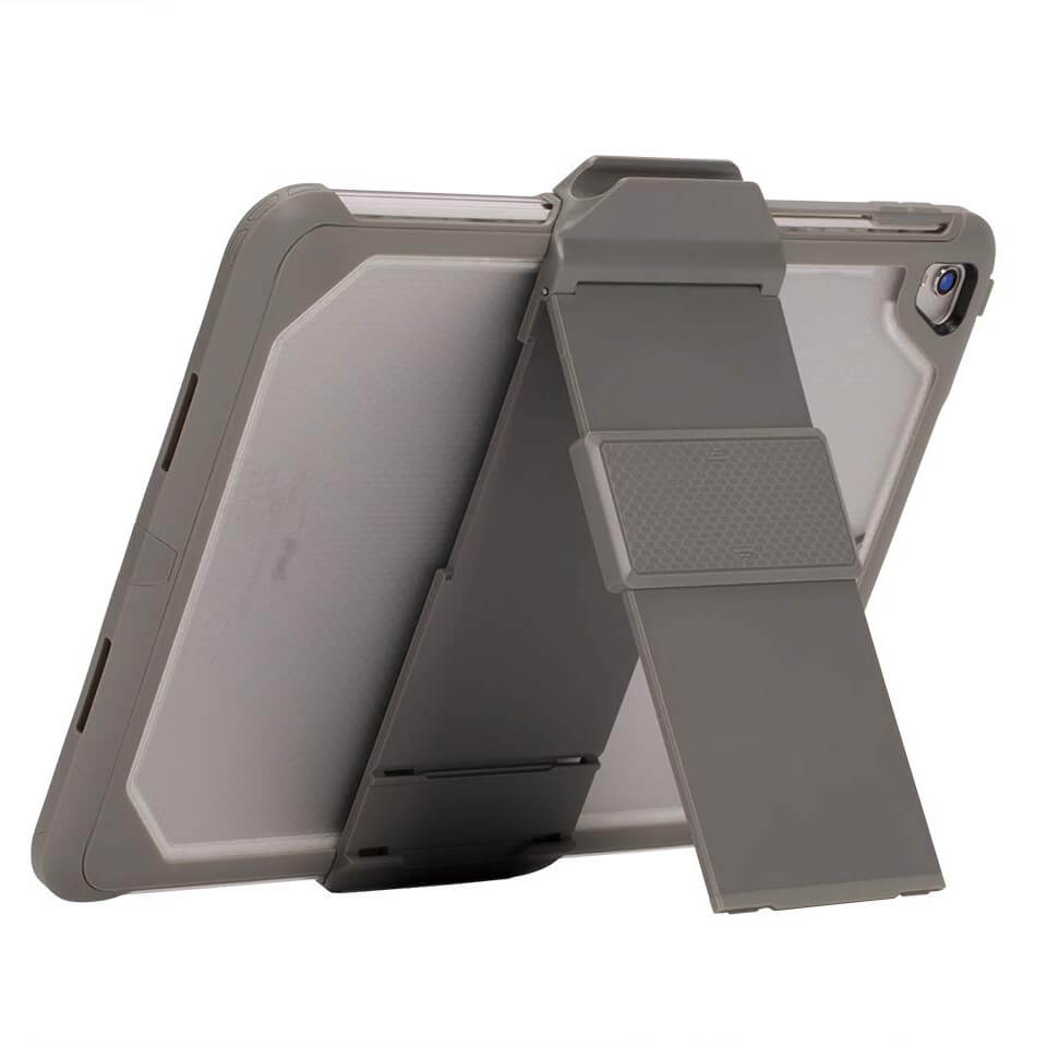 Griffin Survivor Extreme Tablet for  iPad Air 3 (2019), iPad Pro 10.5 - Grey/Clear