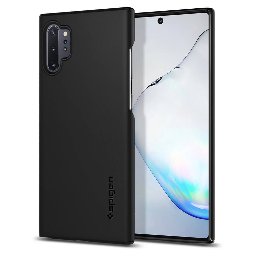 Spigen Thin Fit Case for Samsung Galaxy Note 10 Plus (matte black)