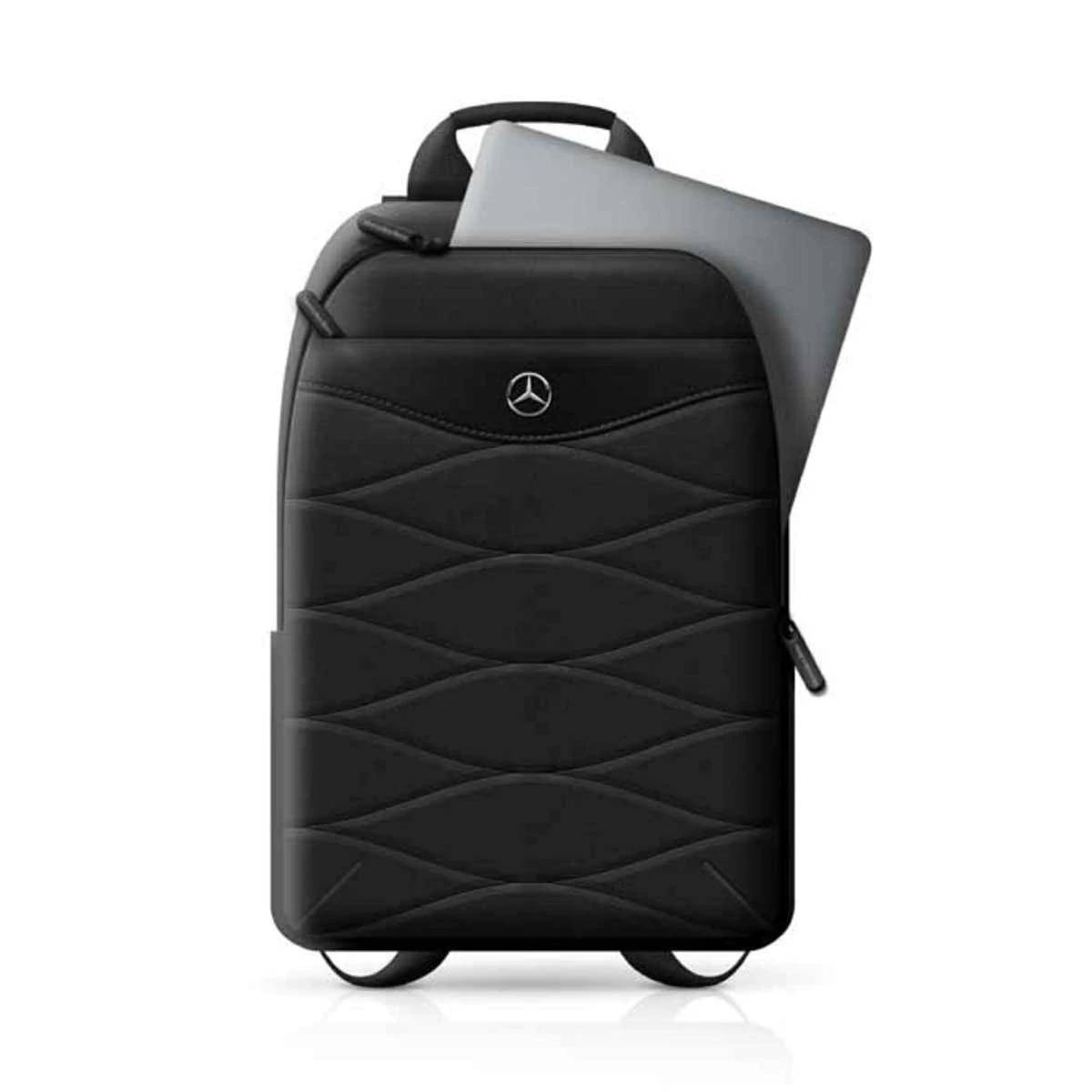 Mercedes-Benz Backpack for laptops up to 15.6 inches (black)