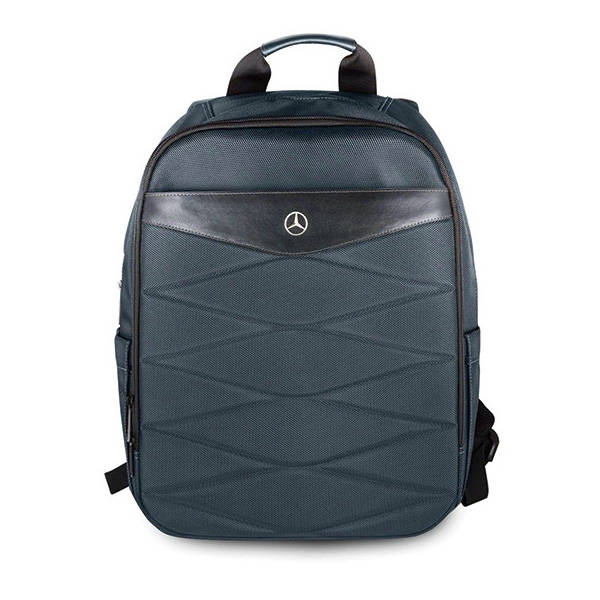 Mercedes-Benz Backpack for laptops up to 15.6 inches (gray)