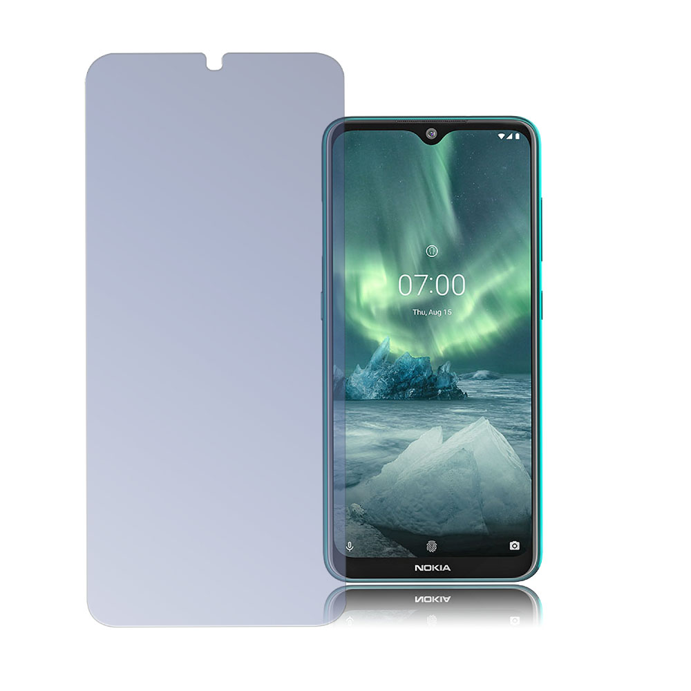 4smarts Second Glass Limited Cover for Nokia 7.2 (transparent)