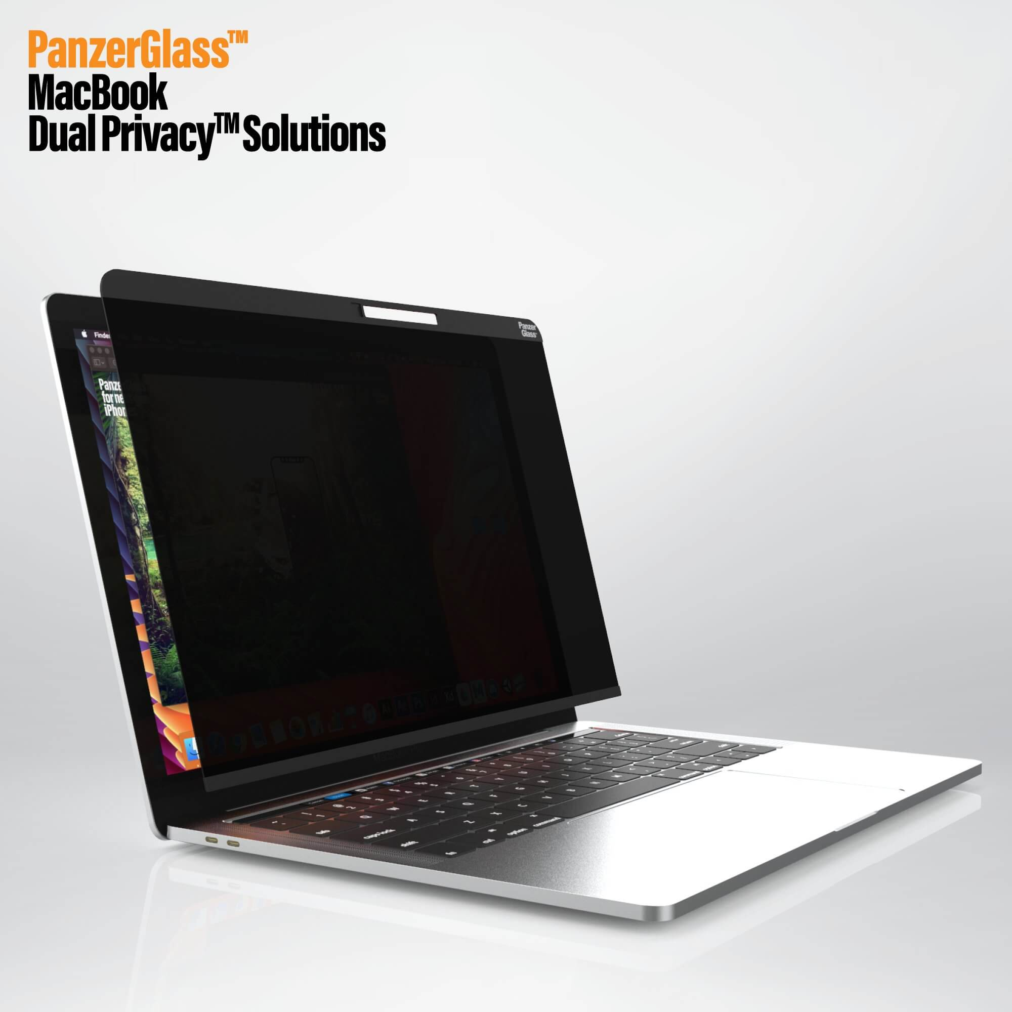 PanzerGlass Magnetic Privacy 15.4'' MacBook Pro