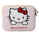 Hello Kitty Sleeve Bag - неоопренов калъф за iPad и таблети до 10 инча