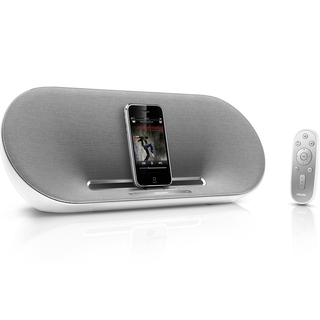 Philips Fidelio DS8500 - спийкър и док станция за iPhone 2G, iPhone 3G/3GS, iPhone 4/4S и iPod (модели до 2012 година)