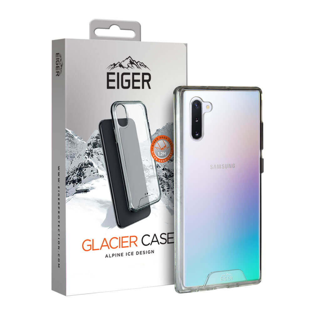 Eiger Glacier Case for Samsung Galaxy Note 10 Plus (clear)