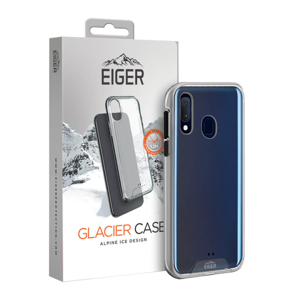 Eiger Glacier Case for Samsung Galaxy A20e (clear)