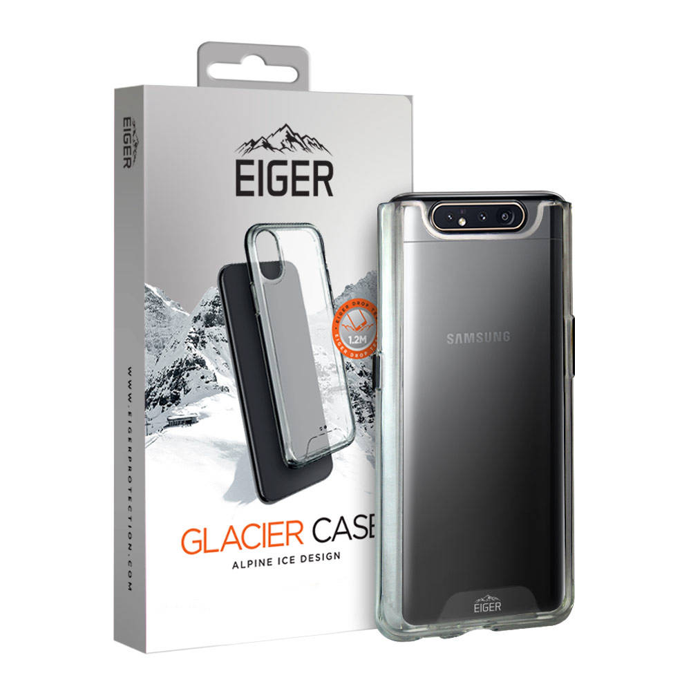Eiger Glacier Case for Samsung Galaxy A80 (clear)