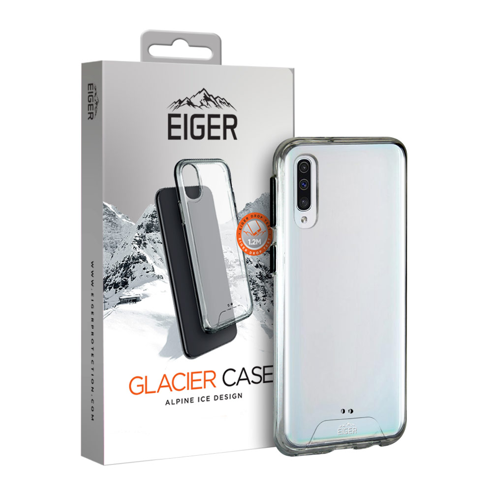 Eiger Glacier Case for Samsung Galaxy A50 (clear)