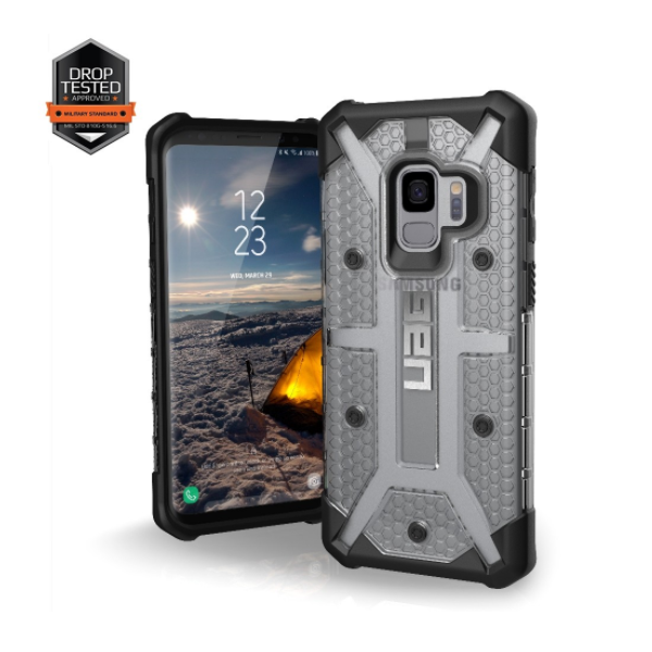Urban Armor Gear Plasma Case for Samsung Galaxy S9 (ice) (bulk)