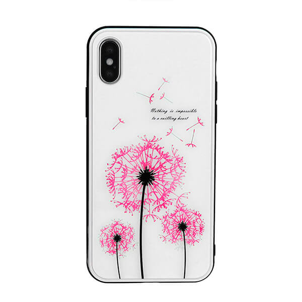 Vennus Magic Case Design 2 for Samsung Galaxy S10 (white)