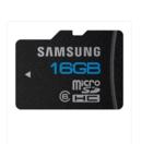 Samsung microSDHC карта памет 16GB + Преходник (клас 6)
