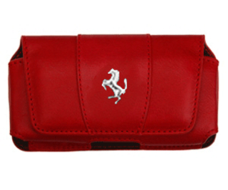 Ferrari Modena Series Case Size M red