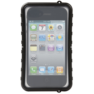 Krusell SEaLABox XL - waterproof mobile case for mobile phones (black)