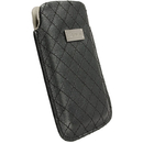 Krusell Avenyn Mobile Pouch XXL for Samsung Galaxy S2, HTC Sensation, LG and smartphones (black)