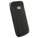 Krusell Luna Pouch 4XL for Samsung Galaxy Note, S5, S6 и Galaxy S Wi-Fi (Black/Sand)