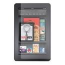 Прозрачно защитно покритие за дисплея на Amazon Kindle Fire
