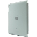Belkin Snap Shield - кейс за iPad 4, iPad 3, iPad 2 (съвместим с Apple Smart cover) - прозрачен