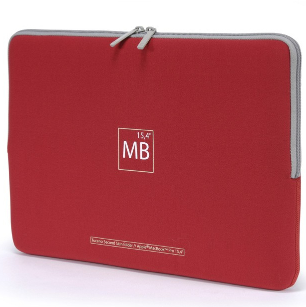 Tucano Second Skin Folder for Apple MacBook Pro 15.4