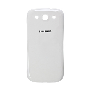 Samsung Batterycover - оригинален заден капак за Samsung Galaxy S3 i9300, S3 Neo (бял)