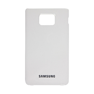 Samsung Samsung Galaxy S2 i9100 Batterycover (white)