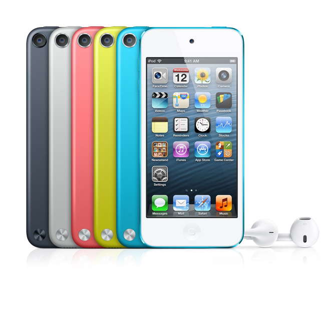 Apple iPod Touch 5th generation 32GB (model 2012)(white ...  Apple iPod Touc...