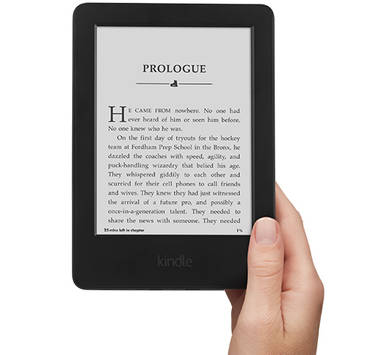 Amazon Kindle Touchscreen (2014)