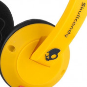 Skullcandy Uprock Yellow Headphones for iPhone and mobile devices 3
