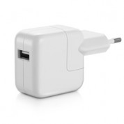 Apple 12W USB Power Adapter - оригинално захранване за iPad, iPhone, iPod (EU стандарт) (retail) 1
