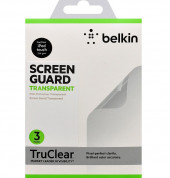 Belkin Screen Guard Clear - защитни покрития за iPod Touch 5 (три броя) 1