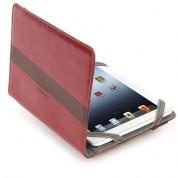 Tucano Agenda booklet case - кожен калъф за iPad mini, iPad mini 2, iPad mini 3 (червен) 2