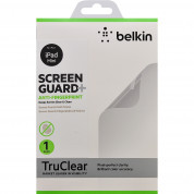 Belkin Screen Guard AntiSmudge - защитно покритие за iPad Mini, iPad mini 2, iPad mini 3 (прозрачно) 1