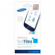 Samsung TecTile programmable NFC Sticker for Galaxy Note 2/3, S3/S4 and more 2