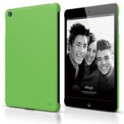 Elago A4M Slim Fit Case - кейс за iPad Mini, iPad mini 2, iPad mini 3 - съвместим със Smart Cover (зелен)