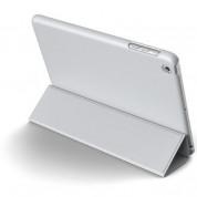 Elago A4M Slim Fit Case - кейс за iPad Mini, iPad mini 2, iPad mini 3 - съвместим със Smart Cover (сив) 5