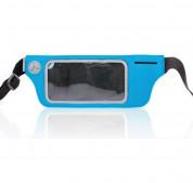 Tunewear Jogpocket - неопренов спортен калъф за iPhone и мобилни телефони (син) 3