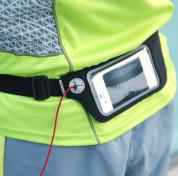 Tunewear Jogpocket - неопренов спортен калъф за iPhone и мобилни телефони (син) 6