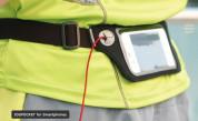 Tunewear Jogpocket - неопренов спортен калъф за iPhone и мобилни телефони (розов) 6
