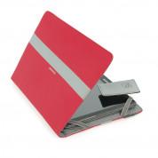 Tucano Unica Universal Case - универсален калъф тип папка за таблети до 10.2 инча (червен) 2