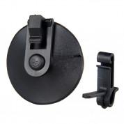Mini Car Pocket - универсална поставка (тип джоб) за гладки повърхности за iPhone 5, iPhone 5S, iPhone SE, iPhone 5C, iPhone 4/4S и мобилни телефони 3