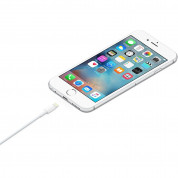 Apple Lightning to USB Cable 0.5m. - оригинален USB кабел за iPhone, iPad и iPod (0.5м.) (retail опаковка) 8