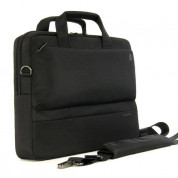 Tucan Dritta Slim bag for MacBook Pro and mobile devices up to 15.4 in (black) 1