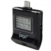 iPega Alcohol Tester MicroUSB for Samsung Galaxy S4, HTC One X and others (black)
