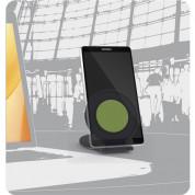 Clingo Mobile Stand - поставка за бюро за iPhone и смартфони (черен) 3